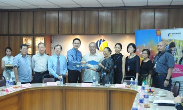 Han Chiang College signs MoU for collaborations in creative arts and video productions (Video)