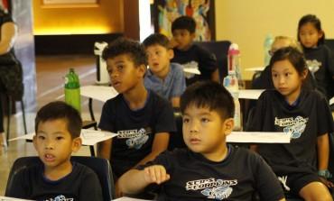 Kids on campus