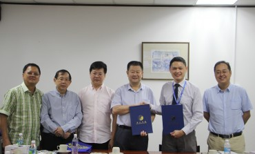 New partnership with top Chinese university
