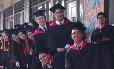 2018 Han Chiang University College of Communication Graduation Ceremony