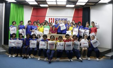 Jit Sin students get hands-on broadcasting experience at HCUC