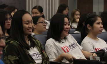 The Smiling Faces at HCUC