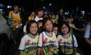 A special lantern festival at Han Chiang