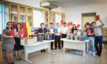 HCUC gets RM70,000 worth of books from China Consulate-General in Penang