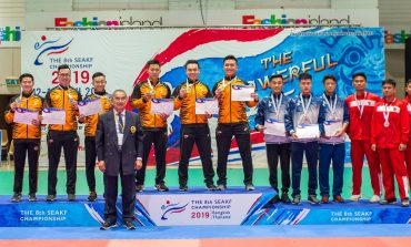 Karate athlete makes HCUC proud