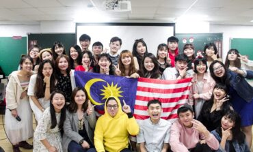 Malaysian students staying put in Taiwan