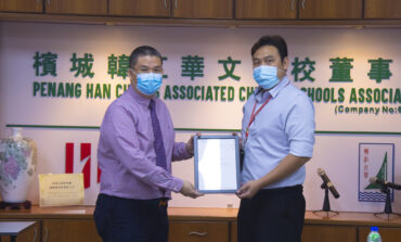West College Scotland and Han Chiang Centre of Professional Studies Partnership