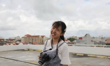 HCUC alumna won 'Love in Malaysia' one-minute video competition