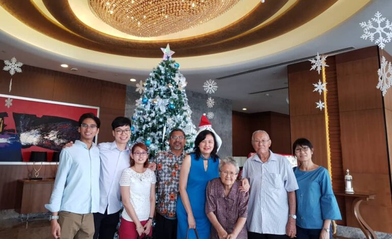 A different Christmas celebration amidst the pandemic
