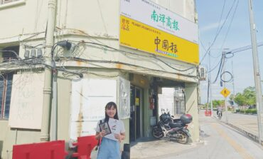 """From Home Letters to WeChat"" wins third place in the writing competition"