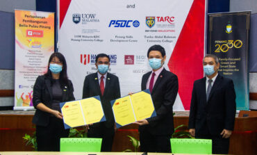 HCUC signs MoU with PYDC