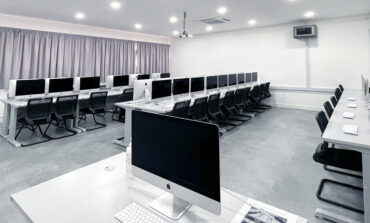 HCUC'S Mac Lab receives additional touch-up
