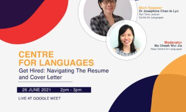 HCUC organises webinar 'Get Hired: Navigating the Resume and Cover Letter'