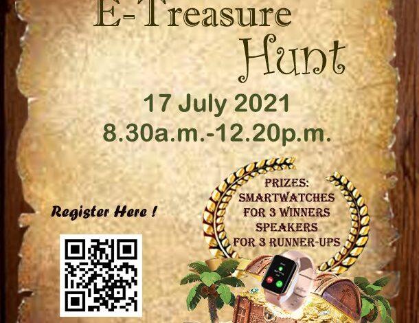 HCUC Organises Virtual Treasure Hunt