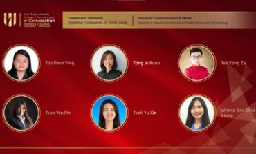 HCUC's e-convocation ceremony illuminates hope for HCUC's graduating students